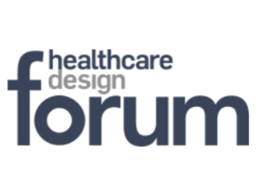 Healthcare Design Forum 2019 – We Can't Wait to Attend!