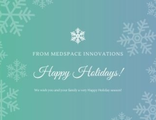 Happy Holidays from Medspace Innovations!